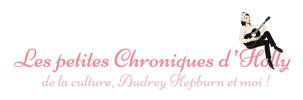 Blog les petites chroniques d'Holly