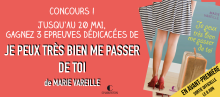 Concours Marie Vareille